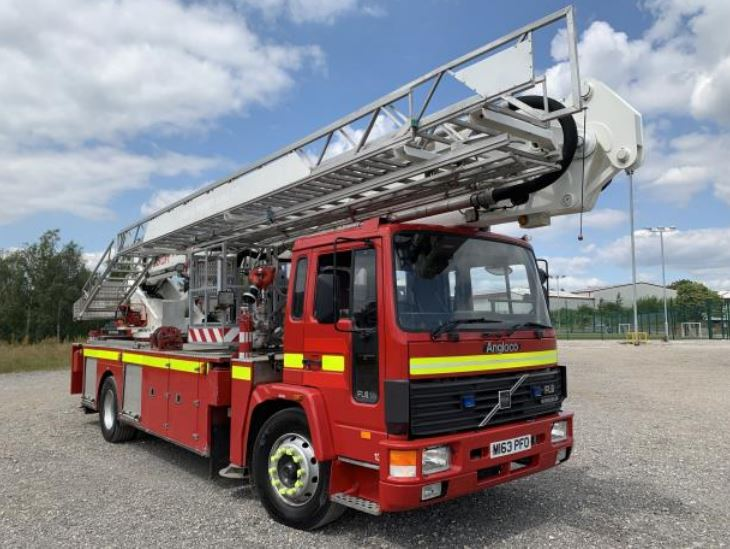 Evems.com - Fire Engines For Sale - Bronto F24 HDT