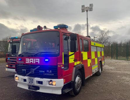 Evems.com - Fire Engines For Sale - Volvo FL6 250 4X2 WtL