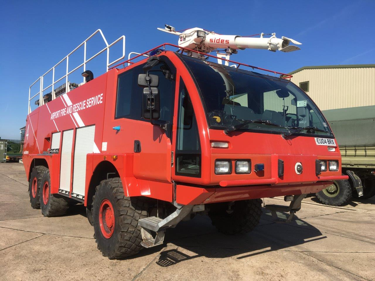 Evems.com - Fire Engines For Sale - Sides VMA112 6x6