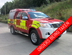 Evems.com - Fire Engines for Sale - <a href='/index.php/rivs/169-2014-toyota-hilux-riv' title='Read more...' class='joodb_titletink'>2014 Toyota Hilux RIV</a>