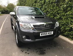Evems.com - Fire Engines for Sale - <a href='/index.php/utility/181-toyota-hilux-2-5-i-con-2' title='Read more...' class='joodb_titletink'>Toyota Hilux 2.5 I-CON (2)</a>