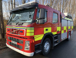 Evems.com - Fire Engines for Sale - Volvo FM9 Year 2000