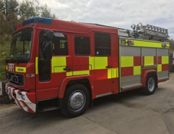Evems.com - Fire Engines for Sale - Volvo FL6 Year 2001
