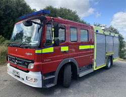 Evems.com - Fire Engines for Sale - Mercedes Atego 1325F