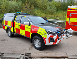 Evems.com - Fire Engines for Sale - <a href='/index.php/airport-appliances/215-isuzu-d-max-cat-2-rffs' title='Read more...' class='joodb_titletink'>Isuzu D-Max CAT 2 RFFS</a>
