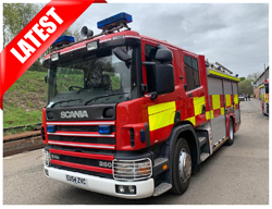 Evems.com - Fire Engines for Sale - Scania 94D 260 WTL