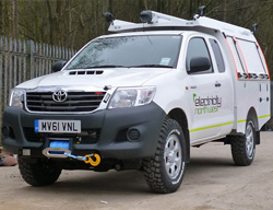 Evems.com - Fire Engines for Sale - <a href='/index.php/utility/99-toyota-hilux-utility' title='Read more...' class='joodb_titletink'>Toyota Hilux Utility</a>