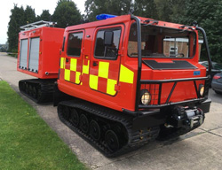 Evems.com - Fire Engines for Sale - Hagglunds BV206 Fire Chief